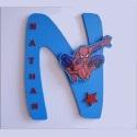 plaque super heros