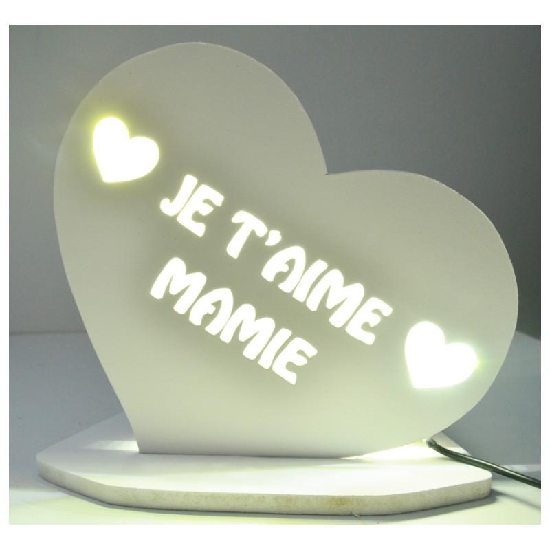Led Lampe Personnalisee 90 Coeur Melliashop € 39 qVzGpSUM