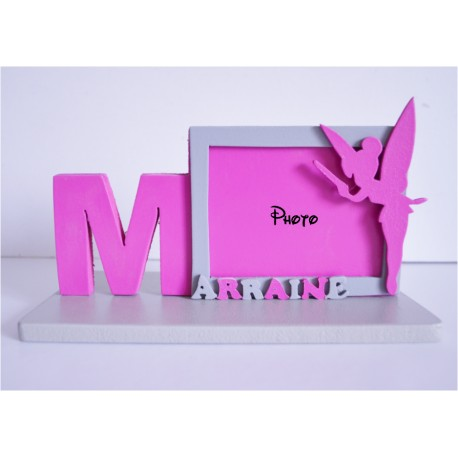 Cadeau Marraine - Cadre photo