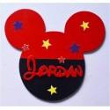 Tête de Mickey personnalisée