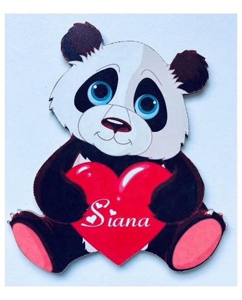 Panda personnalisé