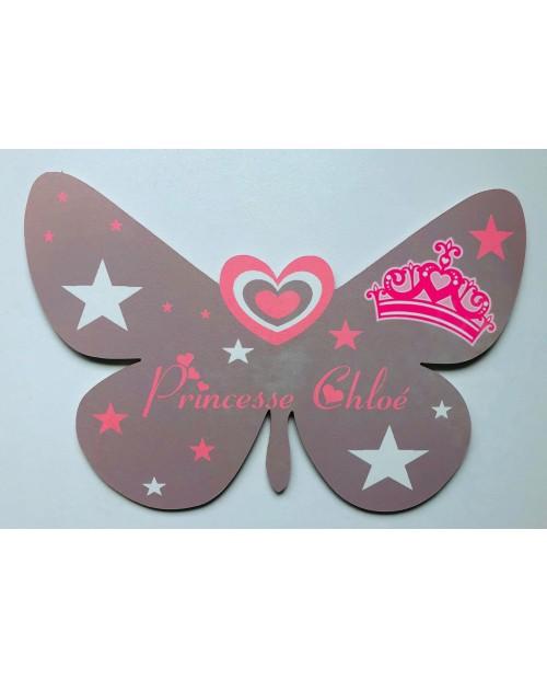 Papillon personnalisé
