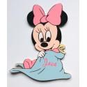 Forme Minnie personnalisée