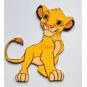Roi Lion Simba personnalisée