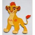 Kion - Garde du Roi Lion - Simba personnalisée