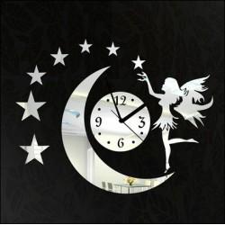 Horloge fée
