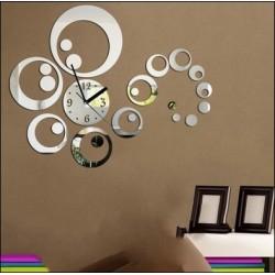 Horloge cercles
